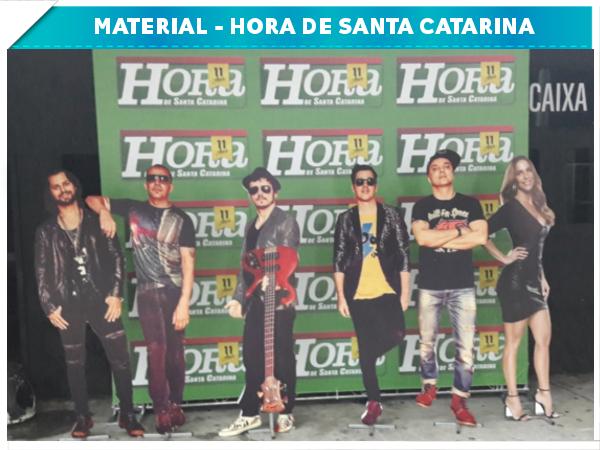 Material - Hora de Santa Catarina